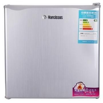 电冰箱/冰柜 电冰箱 >> 水仙(narcissus)bc-50 单门冰箱 银色 50升
