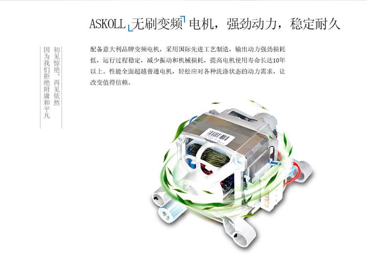 应用变频技术 海尔滚筒洗衣机推荐_接线图分享